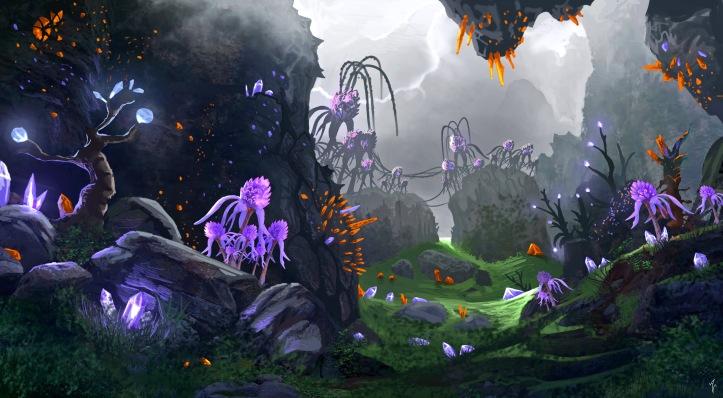 LifeSpark - Crystal Forest